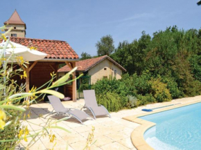 Two-Bedroom Holiday Home in Pontcirq