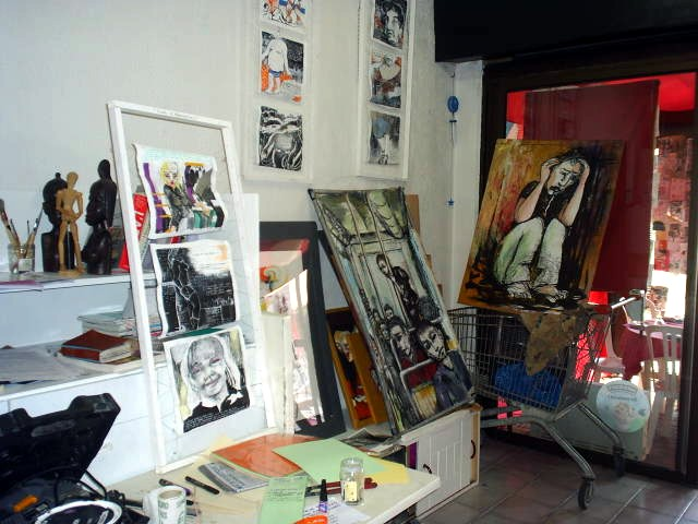 Atelier in Le Barcares