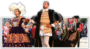 Traditionelle Feste in Haute-Loire