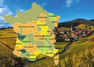 Weine Weinanbaugebiete Winzer In Sudfrankreich